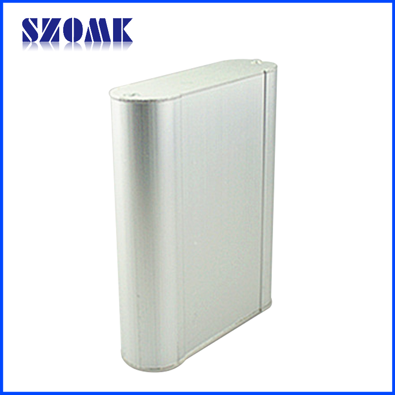 Portable Electrical Enclosure : Aluminium housing for rfid portable power source