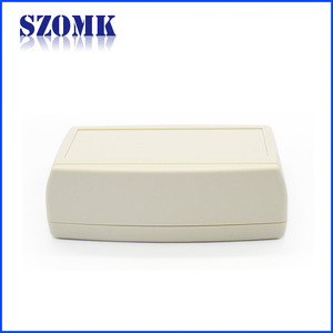 China Plastic electronic junction box desktop enclosure for Power Supply AK-D-20 108*152*54mm factory