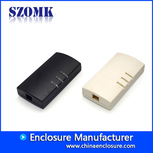 China 109x55x23mm Hot selling ABS Plastic Control Enclosure from SZOMK/AK-N-07 factory