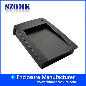 China ABS plastic enclosure card reader RFID housing for sensors and access control system AK-R-22 110*80*25mm factory
