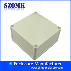 China 120*120*61mm IP68 junction box waterproof plastic enclosure instrument/AK10511 factory