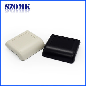 China SZOMK ABS Plastic enclosure electronic junction box for PCB AK-D-18 120x140x30mm factory