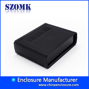 China ABS Plastic Enclosure Desktop box case housing for PCB AK-D-05 160*130*48mm factory