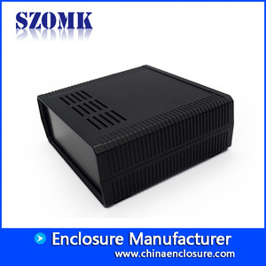 China ABS Plastic enclosure electronic housing desktop case For PCB AK-D-08 200*190*76mm factory