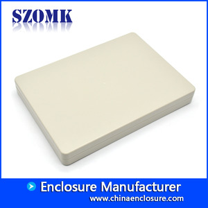 China SZOMK ABS Plastic Encloure Desktop Electronics box Housing Case AK-D-28 215*155*26mm factory