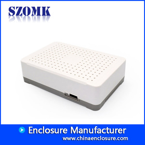 China High Quality Desktop enclosure ABS Plastic Box for electronics AK-D-15 218*144*59mm factory
