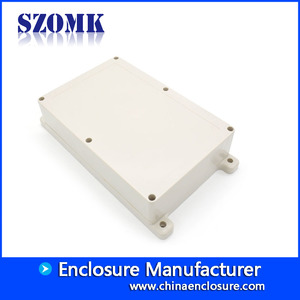 China 230*150*60mm waterproof juction power supply enclosure AK-B-K25-3 factory