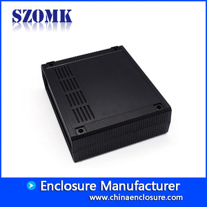 China ABS Plastic Enclosure electrical box desktop housing for power supply AK-D-10 260*220*80mm factory