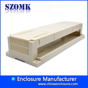 China 300*110*60mm din rail industrial junction box AK-P-26 factory
