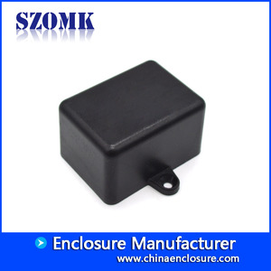 38*28*21mm szomk wall mounting small plastic instrument enclosure case for electronics project/AK-W-31A