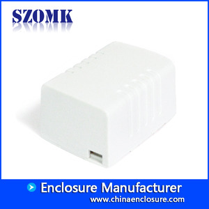 China 40*28.5*21mm New Electronics Wall Mount Enclosure ABS Plastic LED Driver Supply Electric Casing Box/AK-5 factory