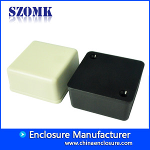 China 41x41x20mm ABS Plastic Junction Enclosure from SZOMK/AK-S-73 factory