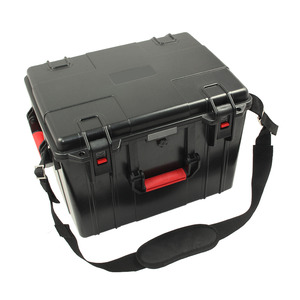 China 434x316x308mm Anti-pressure hard plastic toolbox for medical/ AK-18-08 factory