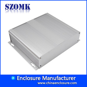 China 48*204*160MM electric power supply OEM extruded aluminium box aluminum case factory