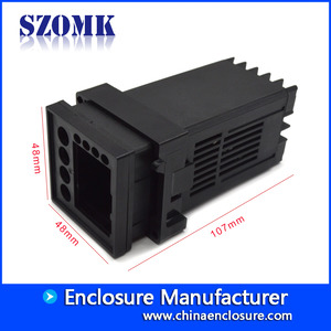 China Din Rail Enclosure ABS Plastic PLC Control Box/AK-DG-06 factory