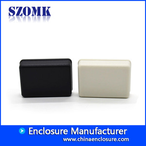 China 51X36X15mm SZOMK Small ABS Plastic Standard Junction Enclosure /AK-S-74 factory