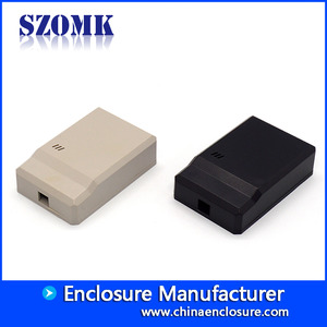 China 66x43x17mm Mini SZOMK ABS Plastic Control enclosure/ AK-N-15 factory