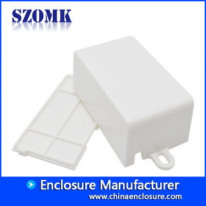 China 67x40x29mm Plastic ABS Junction LED Plastic enclosure from SZOMK/ AK-5 factory