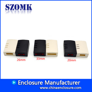 China 70x45x24mm High Quality Plastic Junction Enclosure from SZOMK/ AK-N-28 factory