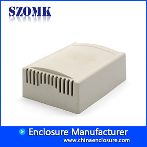 China 74x55x28mm Custom ABS Plastic Junction Enclosure from SZOMK/AK-N-04 factory