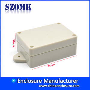 China 84*59*34mm ABS Plastic Junction Box IP65 Waterproof Electronic Enclosure/AK-B-F21 factory