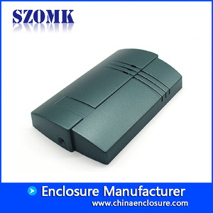 China Abs electronic enclosures 124*75*22mm plastic housing factory