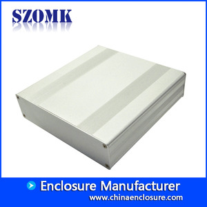 China China aluminum oem enclosure electronic enclosure box for PCB AK-C-C73 40*157*160mm factory