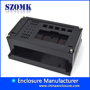 China China electrical instrument abs industrial control enclosure size 155*110*60/AK-P-12 factory
