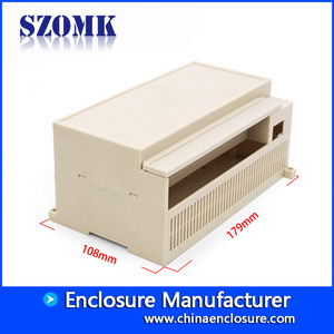 China China factory imitation Siemens instrument case abs plastic enclosure size 179*108*82mm factory