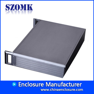 中国China high quality U shape aluminum AK-C-U2 89X445X300mm junction enclosure supply/AK-C-U2工厂