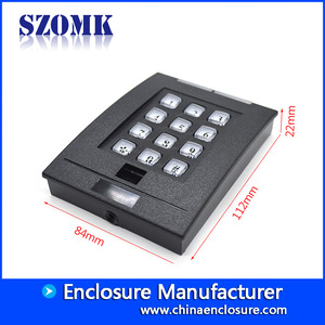 中国China high quality abs plastic access control 112X84X22 with key board junction enclosrue suply/AK-R-38工場