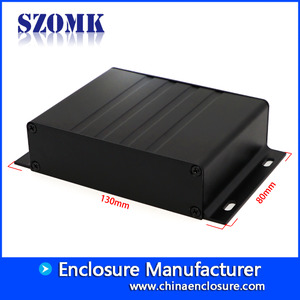 China ShenZhen new type aluminum junction enclosure for pcb supply AK-C-A48 130X80X31 mm factory