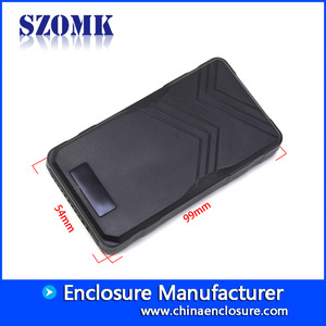 China China supplier plastic enclosure for car GPS tracker with customization silkscreen light weigh size 99*56*14mm factory