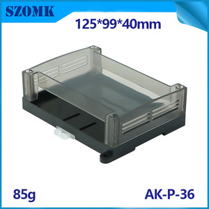 China Electronic din rail enclosure connector water proof junction box AK-P-36 factory