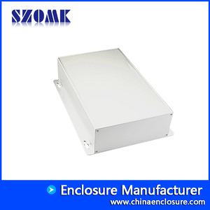 China Extruded Aluminum Enclosure With wall mount-AK-C-A11 factory