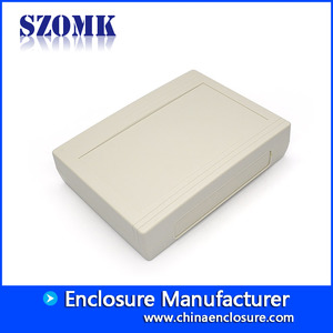 Chine Good qualtity wall mount plastic case for electronics project box electrical cabinet box enclosure junction box 275*204*64mm usine