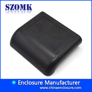 China enclosure szomk modern hous design smart tv box for android AK-NW-07 140 * 120 * 35 mm factory