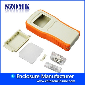 China Handheld Plastic Control LCD Enclosures/AK-H-54 factory