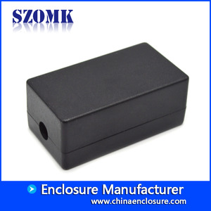 China High Quality ABS Plastic Standard Enclosure from SZOMK/AK-S-117/48*26*20mm factory