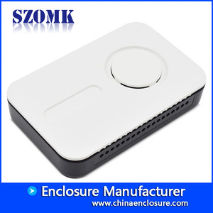 China High Quality Plastic Network Router Enclosure from SZOMK/ AK-NW-32/ 140*90*28mm factory