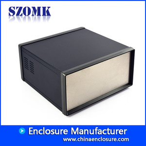 China High Quality electronics Iron enclosure junction box made in China/ AK40028/ 430* 180* 350 mm factory