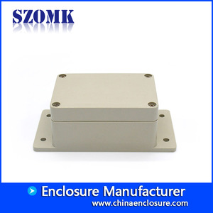 China High quality Mold manufacturing ip65 waterproof plastic enclosure AK-B-F14 138*68*50mm factory