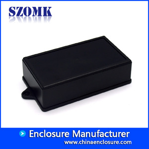 China High quality abs material plastic junction box Electrical plastic  project box enclosure case factory
