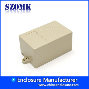 China High quality abs material plastic junction box industry mini electrical enclosure for project factory