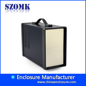 China High quality electrical and cheap distribution box outdoor iron box from SZOMK made in China  AK-40019  150*250*300mm factory
