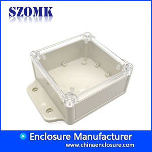 China High quality plastic IP68 water proof enclosure junction box AK10011-A2 168*120*56mm factory