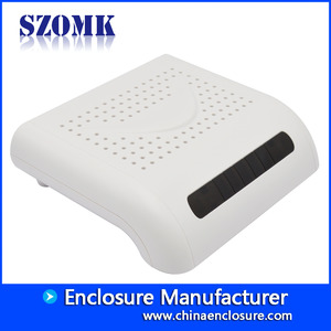 China China hot sale plastic enclosure WIFI Box electronics network case AK-NW-08 122x140x30mm factory