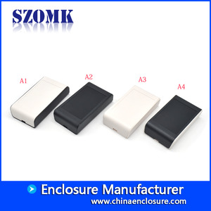 China Hot-sale electric abs plastic enclosure standard juction box AK-S-02b 23*55*100mm factory