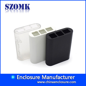 China Hot selling ABS Plastic Enclosure For Power Supply/AK-N-24/25X70X89mm factory