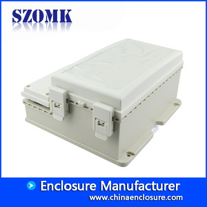 China IP68 ABS Plastic Waterproof Junction Housing Box / AK10802-A1 factory